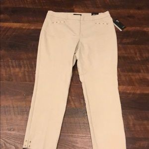 NWT style & co ankle pants